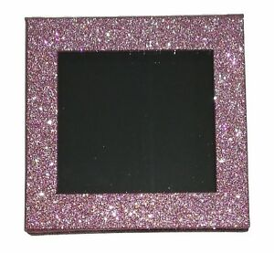 PINK-SPARKLY-EMPTY-Z-PALETTE-FOR-PRESSED-GLITTER-EYESHADOW-OR-LOOSE-PIGMENT