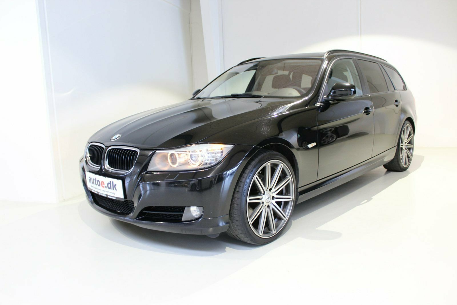 BMW 320d 2,0 Touring Steptr. 5d - 139.800 kr.