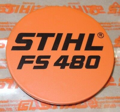 Tankdeckel Öldeckel Benzin Tankdeckel Fit Stihl FS38 FS45 FS46 FS48 FS55 FS56 er