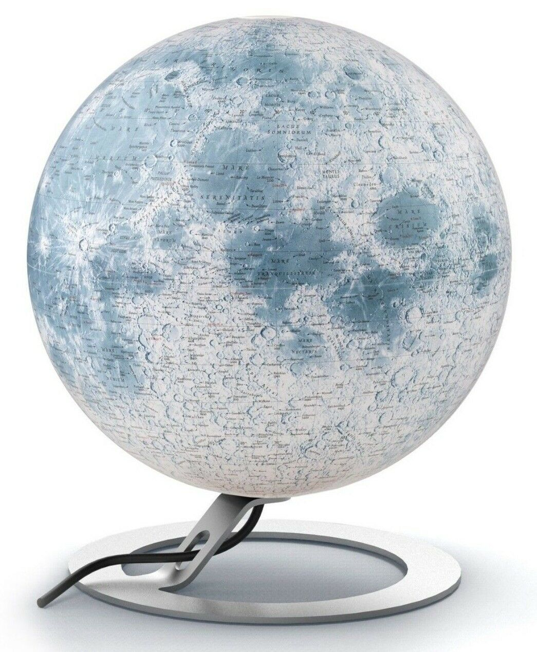 30cm National Geographic Moon Surface Globe inc Sea of Tranquility