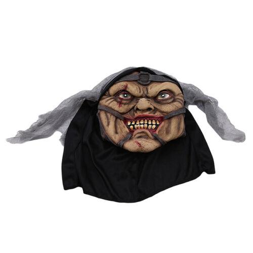 Dead Zombies Cosplay Mask Costume Props Helmet Horror Vampire Halloween one