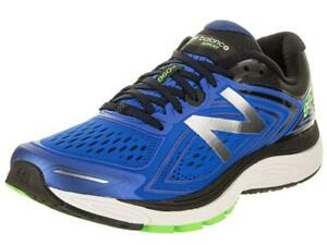 aeba4c8aa03 Details about New Balance 860v8 Men's Size 9 (2E) Wide Blue Running Shoes  Green Black Silver