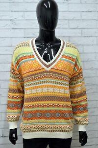 Maglione-Uomo-STEFANEL-Taglia-Size-M-Maglia-Felpa-Pullover-Cardigan-Sweater-Man