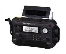 Kaito KA600 Voyager Pro Digital Solar Crank Shortwave Emergency NOAA Radio
