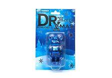 Medicom Toy Bearbrick 100% DR ROMANELLI Merry X-Mas Be@rbrick JACK FROST NIP DrX