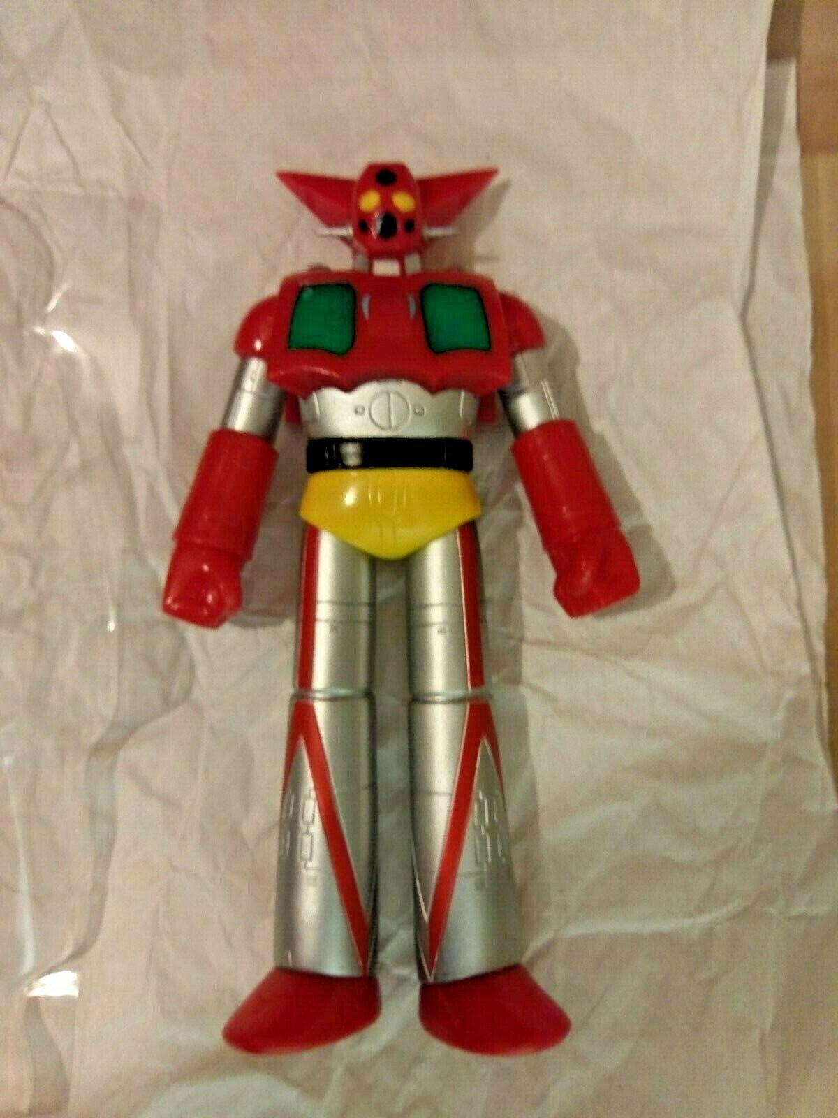 BANDAI súper ROBOT WARS Vinilo Suave 25cm XX-05 Getter 1-Original Japón