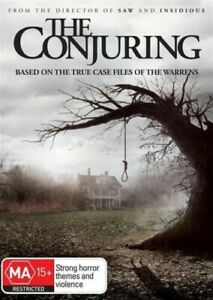 The Conjuring 2013 Movie Dvd Sealed Free Post Ebay