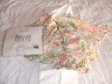 "VHC Ashton /& Willow /""Madeline/"" Floral King Size Bed Skirt 78/""x80/""x16 ~ New ~ k4"