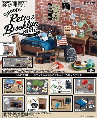 Re-ment Petit sample Restaurant SUZURAN Miniature Figures Full set 8 packs