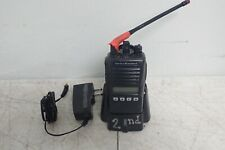 Vertex Standard Vx 354 G7 5 Uhf Two Way Radio With Charger Amp Ac Adapter