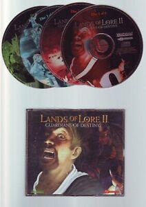 LANDS-OF-LORE-II-2-GUARDIANS-OF-DESTINY-1997-PC-GAME-ORIGINAL-FAT-JC-EDITION