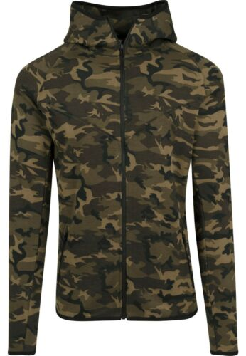 Tb1783 Maglia Uomo Camo Classics Giacca Jacket Interlock Urban Zip Felpa vn1qTz5F