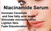 Niacinamide Serum Reduces Pigmentation, Increases Collagen Ceramides 6 Oz. Cream