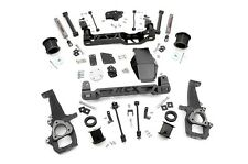 """NEW ROUGH COUNTRY 324S 6"""" 12-14 Dodge RAM 1500 4WD GAS LIFT KIT"""