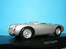 Porsche 550 Spyder from Minichamps Used  Obsolete 1/43 SCALE Good  DETAIL NLA