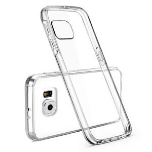 CLEAR-SLIM-SHELL-CASE-TRANSPARENT-COVER-FOR-SAMSUNG-GALAXY-S6