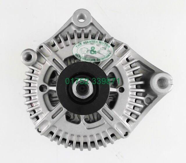 Original VALEO Lichtmaschine Generator BMW 5 E60 530 d 530d VALEO 170A NEU !!!