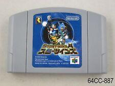 Star Twins Nintendo 64 Japanese Import Jet Force Gemini Startwins N64 C/Fair