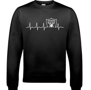 239187f0 Details about As Worn By Ice-Cube Pulse Oakland Raiders Sweatshirt NWA  Straight Outta Compton