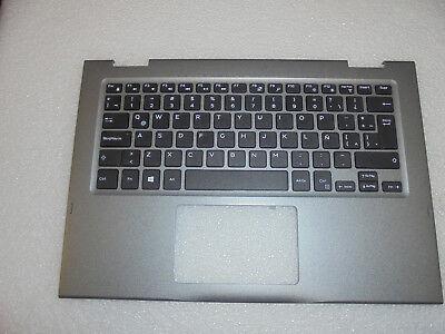 REFURBISHED Genuine Dell Inspiron 5368 Laptop Palmrest Keyboard *BIA01* JCHV0
