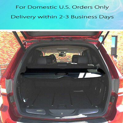 Cargo Cover Retractable Security Shield Rear Trunk for ...