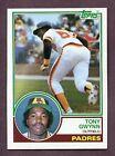 1983 Topps Tony Gwynn #482 Baseball Card