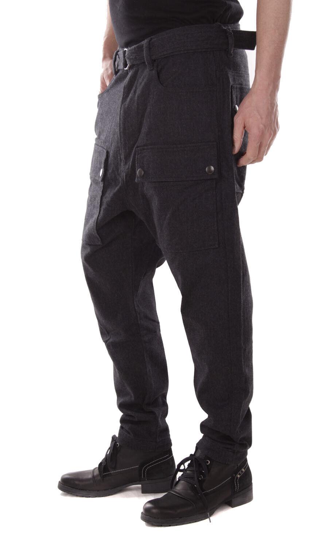 Diesel P-Jan Pantaloni Pantaloni Pantaloni Herren Herren Hose Baggy 5c8a76