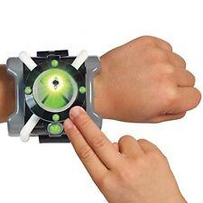 Ben 10 Ten Omnitrix Watch Toy Roll Play Alien Hero Hex Diamondhead Four Arm