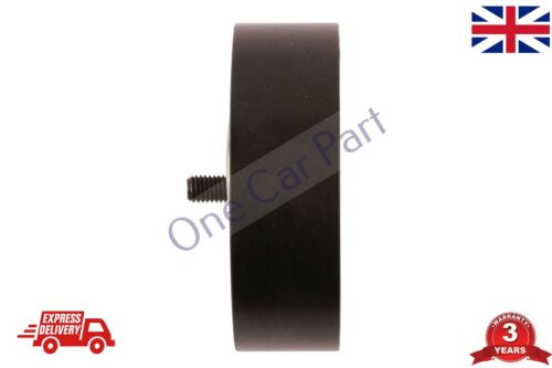 MERCEDES C180 W203 1.8 02 to 07 Fan Belt Tensioner Pulley V Ribbed Belt Idler