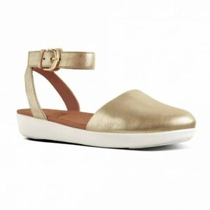 8 sandales en mᄄᆭtallisᄄᆭ 7 5 Nouvelles 5 Fitflop cuir 5 5 Cova 6 mesurant 6 O0nwPk