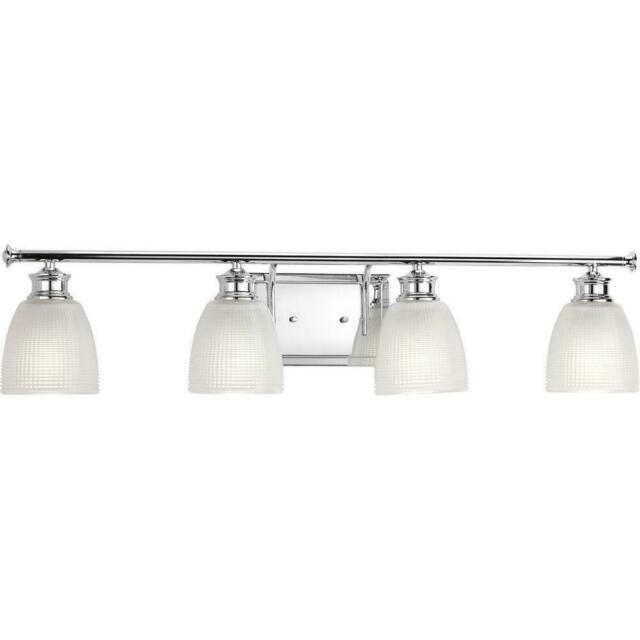 4474 Pc Vanity Light In Polished Chrome