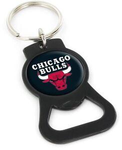 CHICAGO-BULLS-BOTTLE-OPENER-KEYCHAIN-BRAND-NEW-NBA-BK-702-10-BK