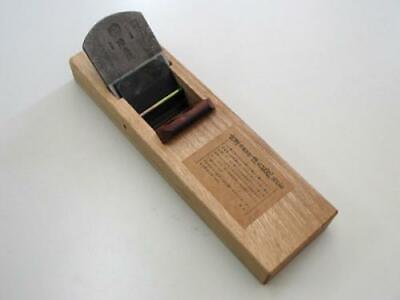 Japanese Kanna Plane Planer Carpentry Tool Double Blades Japan