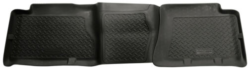 Husky Liners Seat Floor Liner Car Mat Rubber For Chevy 04-06 Silverado 3500