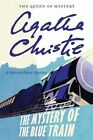 The Mystery of the Blue Train by Agatha Christie (Hardback, 2014)