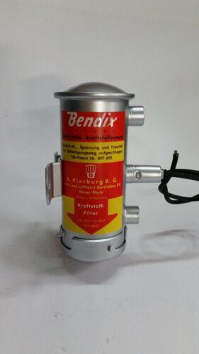 Porsche 356,911,Ferrari Dino,365 GTC//4 Bendix style fuel pump in period silver