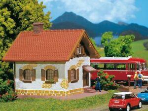 FALLER 131316 h0 terminé modèle bahnwärter maison #70012
