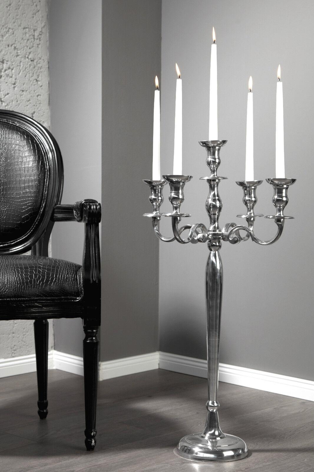 5 informations sur la Manche chandeliers 80cm aluminium chandelier baroque