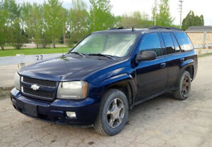 2009 Chevrolet Trailblazer LS