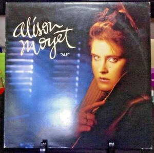 ALISON-MOYET-Alf-Album-Released-1984-Vinyl-Record-Collection-US-pressed