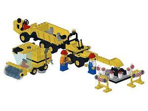 Lego-Bricksy-039-s-Modern-Town-K07-Auf-der-Baustelle
