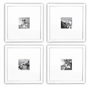 Smartphone-Frames-Collection-Set-of-4-11x11-inch-Square-Photo-Wood-Frames-White