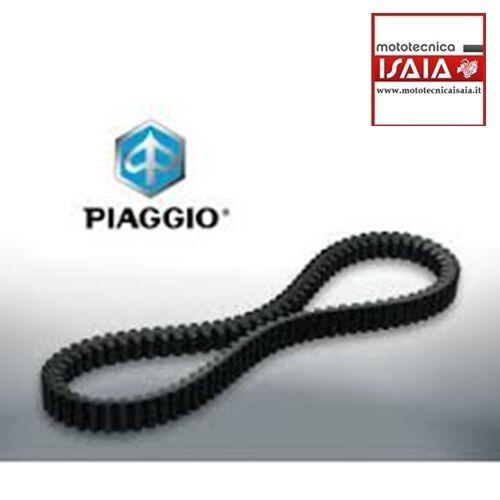 CINGHIA TRASMISSIONE ORIGINALE PIAGGIO BEVERLY 250 RST 04/06 B013360/841851