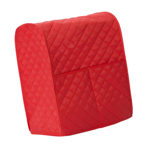 Home Kitchen Food Mixer Cloth Dust Cover Clean Bakeware Mixer Cover Red