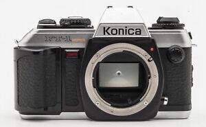 Konica-ft-1-MOTORE-CHASSIS-BODY-SLR-fotocamera-reflex