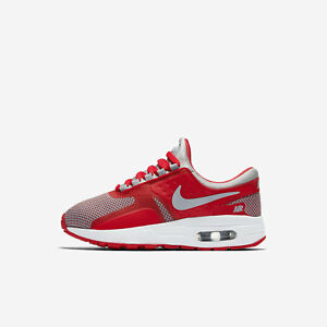 low priced 990cb 668b8 Image is loading Nike-Air-Max-Zero-Essential-PreSchool-Little-Kids-