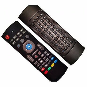 Airmouse with integrated Keyboard Shortcuts to Make Streaming Easier! Bluetech 021 948 8230