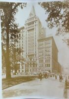 1930 HOME LIFE BUILDING LOWER BROADWAY NEW YORK CITY WIRE PHOTO 5 X 7