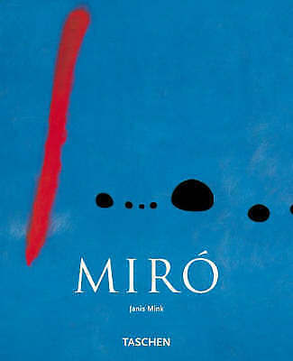 1 of 1 - Miró (Basic Art) by Mink, Janis
