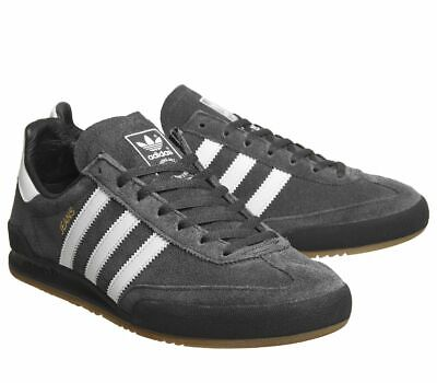 Adidas Jeans Trainers Carbon Grey One